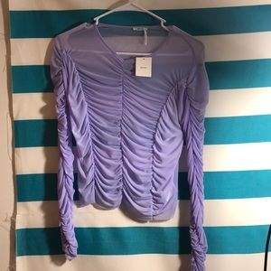 Purple Urban Outfitters Top